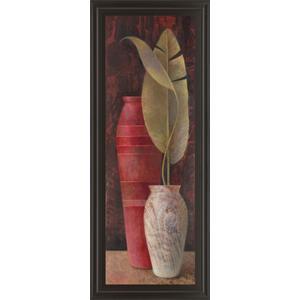 """""""Banana Leaf I"""" Framed Print Wall Art"""
