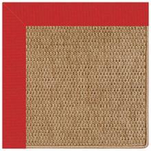 "Product Image - Islamorada-Basketweave Canvas Jockey Red - Misc. - 12"" x 12"""