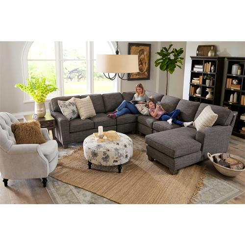 ANNABEL SECTIONAL. Stationary Sectional