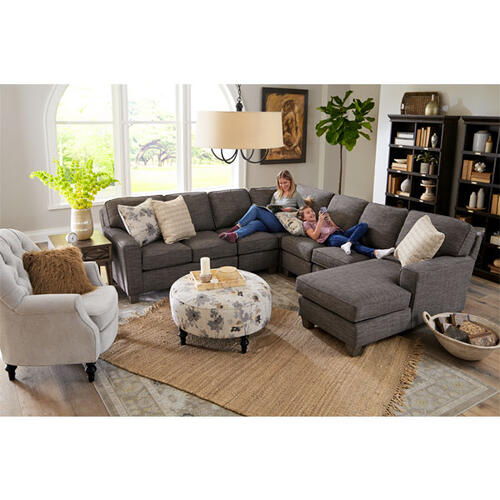 Gallery - ANNABEL SECTIONAL 1 Stationary Sectional
