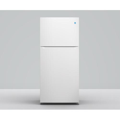 Element 18 cu. ft. Top Mount Refrigerator (white)