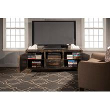 Bridgewater Entertainment Console - Rubbed Black Wood