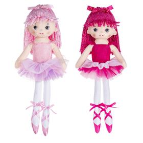 Clarabelle Ballerina Dolls (6 pc. ppk.)