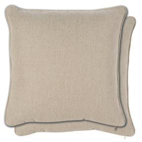 Accessories 23 Pair Sq. Welt No Pleats Pillows
