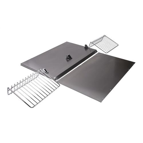 Range Hood Backsplash Kit with Shelf - Other