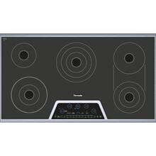 View Product - 36 inch Masterpiece® Series Electric Cooktop CET366NS