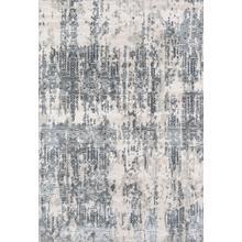 Genevieve Gnv-04 Grey - 1.10 x 2.10