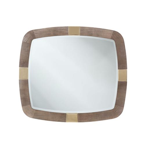 See Details - Grace Squared Wall Mirror