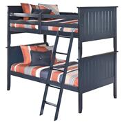 Leo 3-piece Twin Over Twin Bunk Bed Product Image