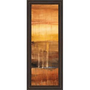 """""""Autumn Glows I"""" By Lanie Loreth Framed Print Wall Art"""