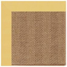 "View Product - Islamorada-Herringbone Canvas Canary - Rectangle - 24"" x 36"""