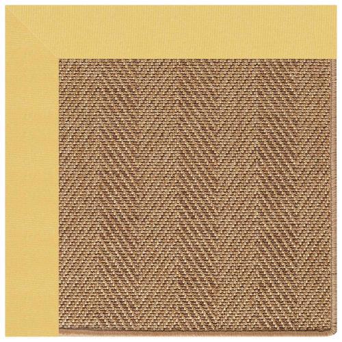 "Gallery - Islamorada-Herringbone Canvas Canary - Rectangle - 24"" x 36"""
