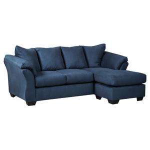 Sofa Chaise and Loveseat