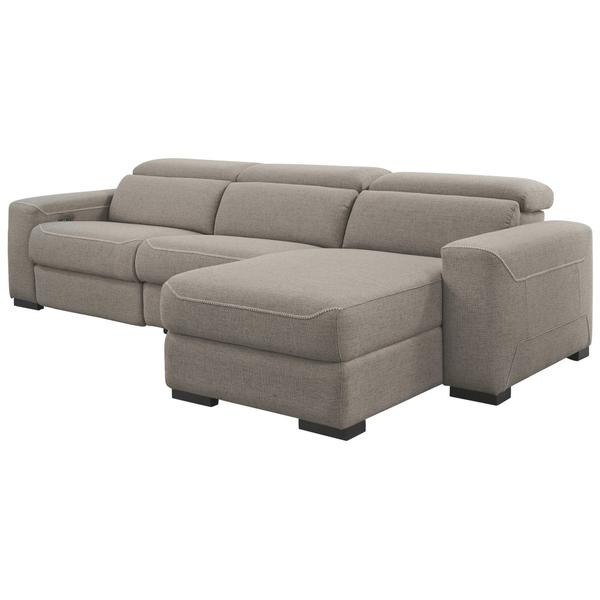 See Details - Mabton 3-piece Power Reclining Sectional