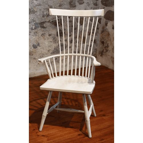Alexandria Fan Back Arm Chair
