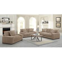 Big Chill Tan Sofa, Loveseat, 1.5 Chair & Swivel Chair, U2247