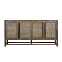 Thalassia 4 Door Large Cabinet