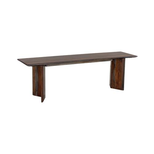 Porter International Designs - Cambria Midnight Dining Table & Bench, D8396-M