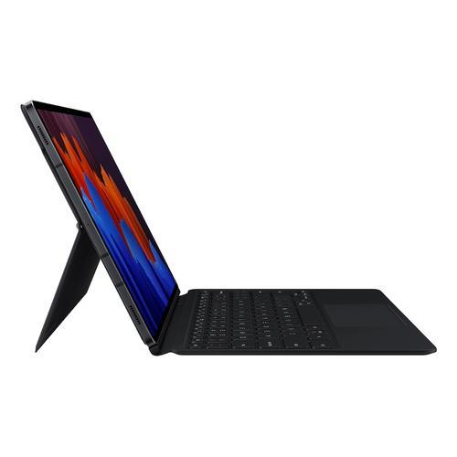 Galaxy Tab S7+ Bookcover Keyboard