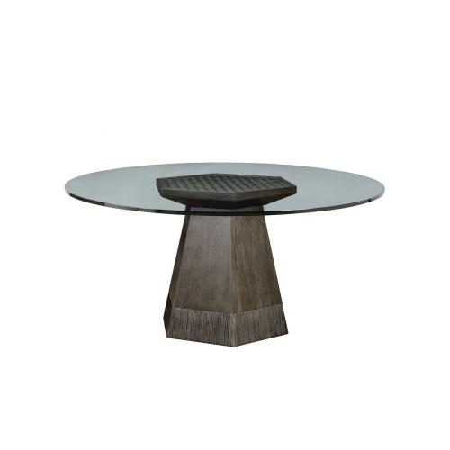 """Geode Bluff 60"""" Dining Table"""