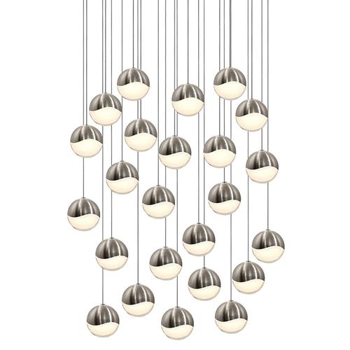 Grapes® 24-Light Round Large LED Pendant