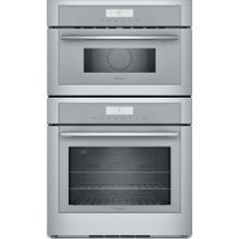 "30"" Masterpiece® Series Combination Wall Oven MEM301WS"