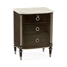 Black Eucalyptus Small Chest of Drawers