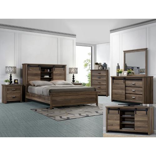 Calhoun Queen Bedroom Set