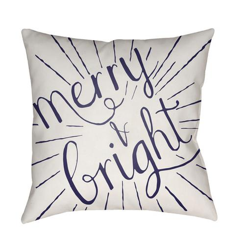 "Merry and Bright HDY-122 18"" x 18"""