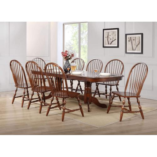 Product Image - Double Pedestal Extendable Dining Table