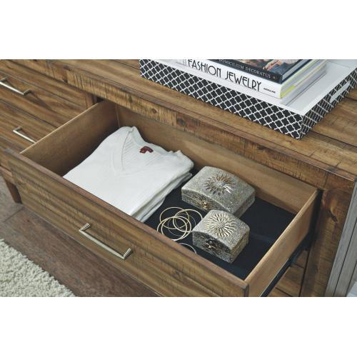 Broshtan Dresser Light Brown