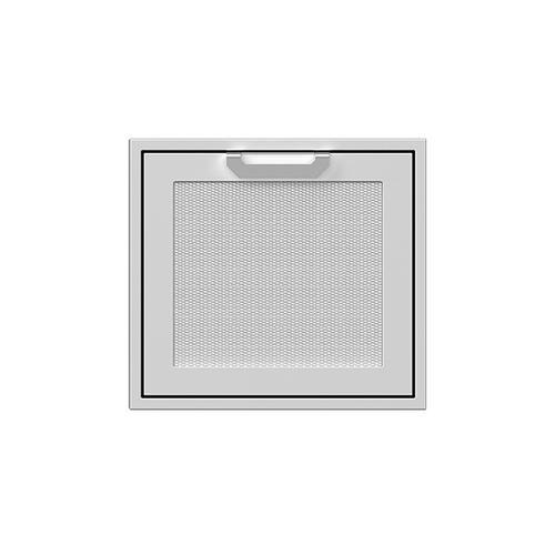 """Hestan - 24"""" Hestan Outdoor Single Access Door - AGADR Series - Steeletto"""