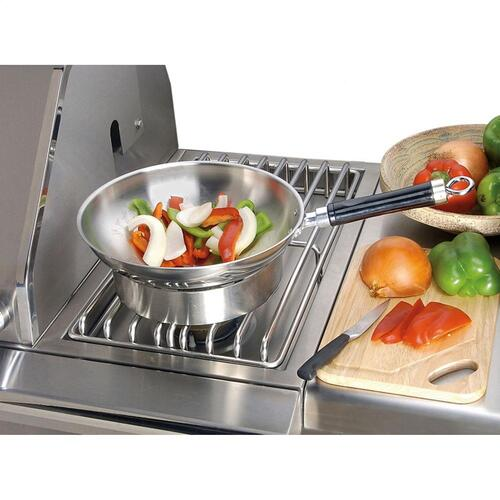 """Alfresco - Commercial Wok 14"""" With Handle"""