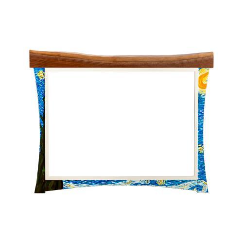 Green Gables Furniture - Starry Night Dresser Mirror