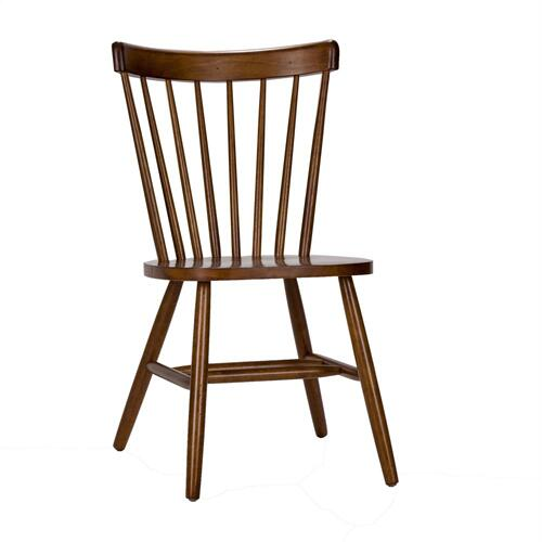Copenhagen Side Chair - Tobacco
