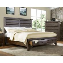 Timber 3-Piece King Bed