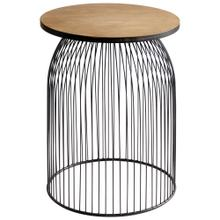See Details - Bird Cage Table