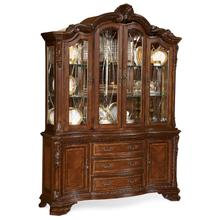 View Product - Old World China Cabinet