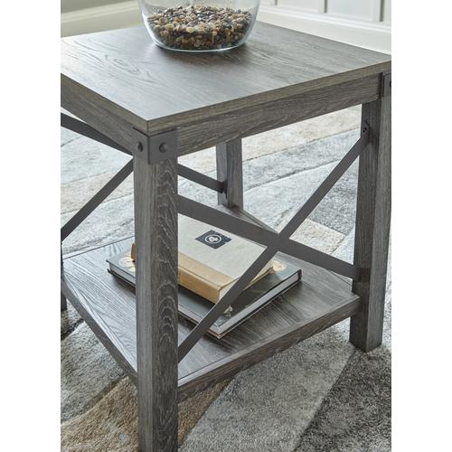 Freedan End Table