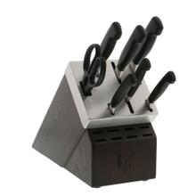 Zwilling Four Star Self-Sharpening Block Set, 8-Piece