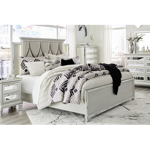 Lindenfield King Panel Bed