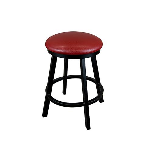 Wesley Allen - Edmonton Backless Bar Stool