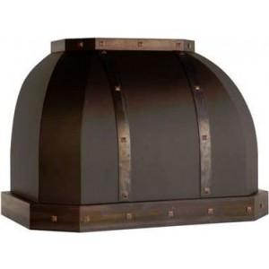"60"" 1200 CFM Designer Series Range Hood Base Painted"
