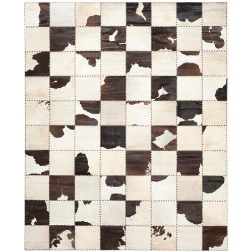 Safavieh - Cow Hide Hides / Sheepskin Rug