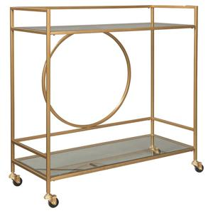 Ashley Furniture SIGNATURE DESIGN BY ASHLEYJackford Bar Cart