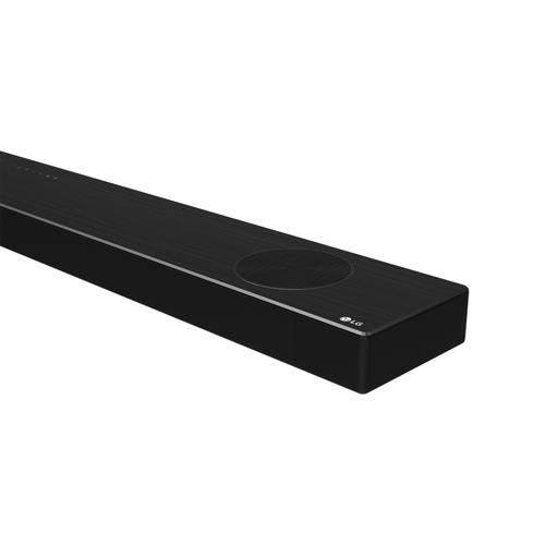 LG - LG SP9YA 5.1.2 Channel Sound Bar with Dolby Atmos® & works with Google Assistant and Alexa