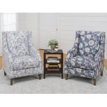 Westbrook Accent Chair- Blue