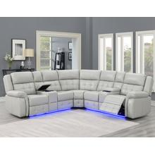 Durango 3-Piece Sectional (LAF & RAF Loveseat & Wedge)
