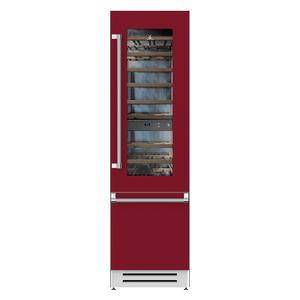 "24"" Wine Refrigerator - KRW Series - Tin-roof"