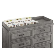 See Details - Foundry Changer Top  Brushed Pewter Brushed Pewter